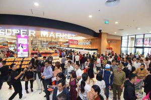 AEON Hà Đông hút lượng khách 'khủng' sau 1 tuần mở cửa