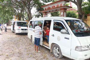 Nghệ An: Sẽ tổng kiểm tra, rà soát tất cả xe ô tô đưa đón học sinh