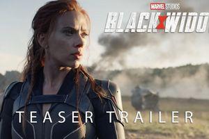 'Black Widow' tung trailer đầu tiên hé lộ nguồn gốc trước khi gia nhập Avengers