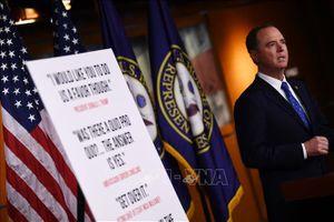 Hạ viện Mỹ công bố dự thảo báo cáo điều tra luận tội Tổng thống