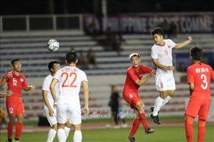 Gay cấn cuộc đua 'Vua phá lưới' bóng đá nam SEA Games 30