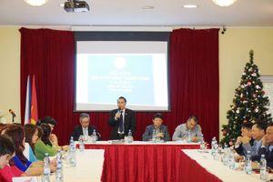 Hướng tới kỷ niệm 70 năm thiết lập quan hệ ngoại giao giữa Việt Nam - CH Séc