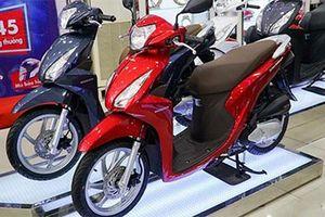 Honda Vision giảm giá sốc chưa từng thấy
