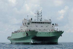 Đô đốc Ấn Độ: Hải quân Ấn Độ xua đuổi tàu Trung Quốc xâm phạm vùng đặc quyền kinh tế nước này