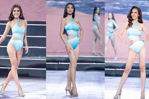 Ngắm đường cong 'bỏng rẫy' của top 45 Hoa hậu Hoàn vũ Việt Nam