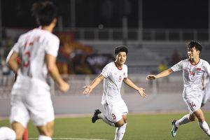 Thắng nghẹt thở U22 Singapore tại SEA Games 30, U22 Việt Nam tiếp tục gây sốt tại Hàn Quốc