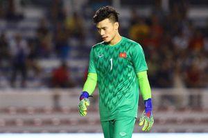 Bất ngờ lý do HLV Park Hang-seo không dùng Bùi Tiến Dũng trong trận gặp Singapore