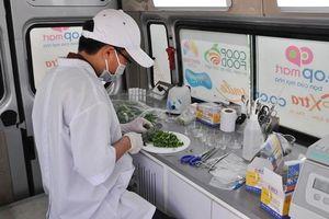 Saigon Co.op siết chặt chất lượng thực phẩm ngay trước tết