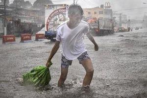 Ít nhất 17 người Philippines thiệt mạng do bão Kammuri