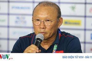 Dư âm U22 Việt Nam 1-0 U22 Singapore: Thầy Park vẫn là 'thần may mắn'
