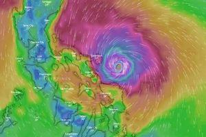 Số người thiệt mạng vì bão Kammuri ở Philippines tiếp tục tăng