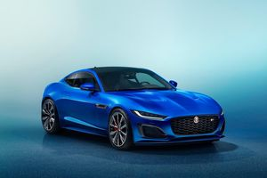Ảnh chi tiết Jaguar F-Type 2021 giá từ 60.000 USD