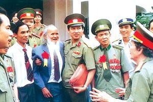 Hà Nội đặt tên đường Anh hùng lực lượng vũ trang Đinh Núp