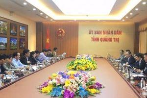 Đẩy nhanh tiến độ dự án Khu công nghiệp đô thị tại Quảng Trị