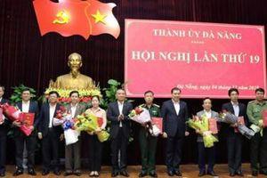 Đà Nẵng trao quyết định của Ban Bí thư chuẩn y 8 ủy viên Đảng bộ thành phố