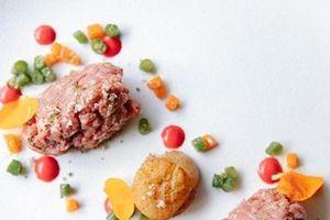 Thực đơn Giáng sinh đậm hương vị Ý dưới bàn tay của đầu bếp 'ông tiên' Franco