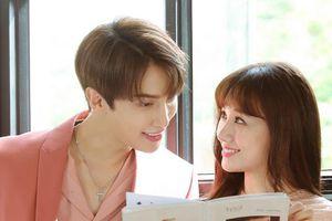 Tình tứ bên trai đẹp Hàn Quốc, Hari Won nhớ lại thời mới yêu