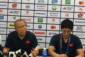 Thầy Park nói về Quang Hải, giải thích lý do Tấn Sinh đá 11 m