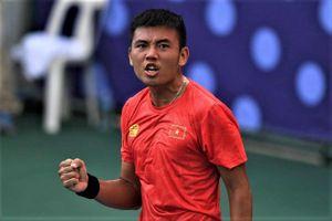 Tuyển tennis Việt Nam giành HCV lịch sử tại SEA Games