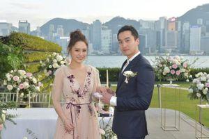 Chồng Chung Hân Đồng tiêu hết tiền tiết kiệm để mua nhẫn cưới