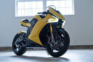 Damon Hypersport Pro - môtô điện tích hợp trí tuệ nhân tạo