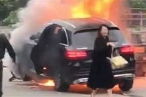 Khởi tố vụ án xe Mercedes gây tai nạn liên hoàn