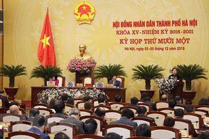 Hà Nội đặt tên 31 tuyến đường, phố mới
