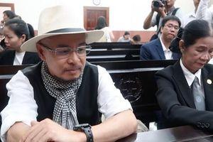 CLIP: Ông Đặng Lê Nguyên Vũ nói không muốn nghe tên bà Lê Hoàng Diệp Thảo