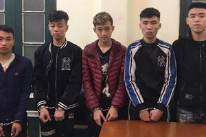 Băng nhóm thanh, thiếu niên táo tợn gây ra liền 4 vụ cướp trong 1 đêm