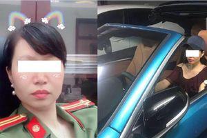 Nữ trung tá 'quỵt tiền' bị rối loạn phân liệt cảm xúc, mẹ trả tiền xin lỗi tài xế