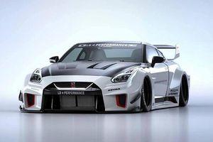 Liberty Walk ra mắt dòng sản phẩm mới dành cho Nissan GT-R