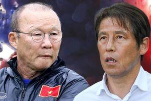 Lợi thế và... bất lợi của thầy Park trước HLV Nishino