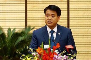 Chủ tịch Hà Nội yêu cầu GĐ Sở Tài chính rút kinh nghiệm vụ giá nước sông Đuống