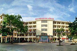 Hà Nội: Tăng mức trần học phí đối với 14 trường chất lượng cao
