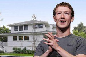10 khối bất động sản 'khủng' của tỷ phú Mark Zuckerberg