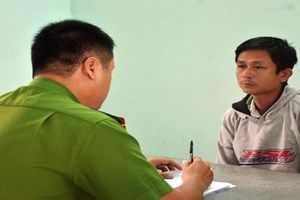 Bắt giam kẻ hiếp dâm bé gái hàng xóm 8 tuổi ở Quảng Nam