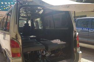 Vụ rơi học sinh xuống quốc lộ: Điều tra hành vi làm giả bằng lái xe