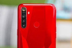 Smartphone 4 camera sau, chống nước, pin 5.000 mAh, giá gần 5 triệu tại Việt Nam