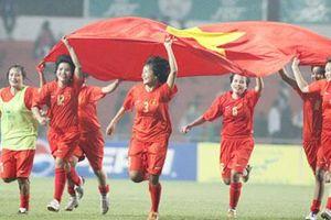 Nhìn lại thành tích của bóng đá nữ Việt Nam qua các kỳ SEA Games