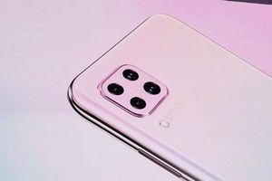 Smartphone 4 camera sau, pin 4.200 mAh, sạc siêu tốc, RAM 8 GB, giá hơn 7 triệu