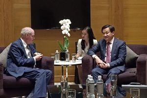 Tổng Thanh tra Chính phủ tiếp xã giao Phó Tổng Thư ký OECD