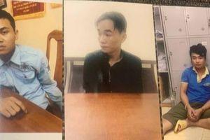Lộ diện chủ mưu vụ nổ súng, cướp tiệm vàng Thông Phương ở TP.HCM
