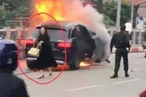 Khởi tố vụ án nữ tài xế Mercedes gây tai nạn liên hoàn làm 1 cô gái tử vong