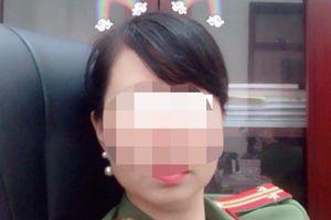 Nữ trung tá công an bị tố 'quỵt' 2 triệu đồng taxi từng phải điều trị tại bệnh viện tâm thần