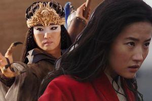 Trailer 'Mulan': Lưu Diệc Phi cận chiến với nữ quái Củng Lợi, Chân Tử Đan xuất hiện trong vai tướng quân