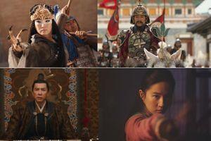 Dân mạng Trung khen nức nở trailer 'Hoa Mộc Lan' của Lưu Diệc Phi: Mắt nhìn người của Disney tốt đấy