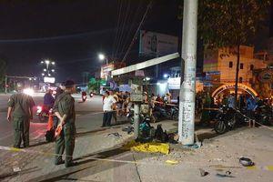 Xác minh nghi vấn cảnh sát giao thông truy đuổi khiến thiếu niên lao vào cột đèn tử vong