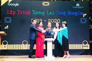 Google triển khai Dự án 'Lập trình tương lai cùng Google' giai đoạn 2