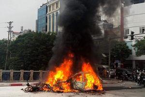Khởi tố vụ nữ tài xế Mercedes đâm chết người ở Hà Nội