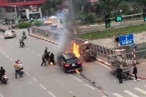 Khởi tố vụ lái xe Mercedes tông chết người trên đường Lê Văn Lương